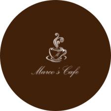 Marco's Cafe logo