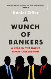 wunch of bankers